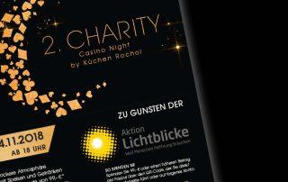 2. Charity Casino Night
