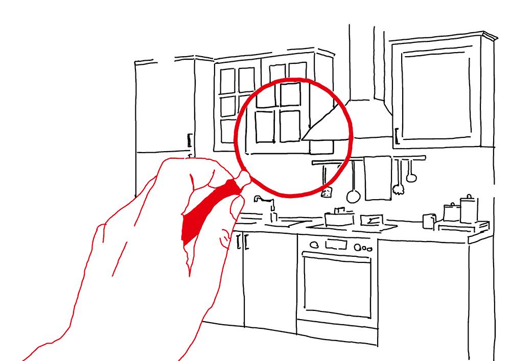 Kücheninspektion