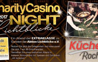 1. Charity Casino Night