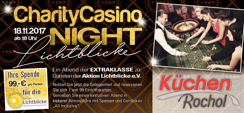 1. Charity Casino Night