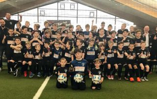 Peter Peschel Fußballcamp
