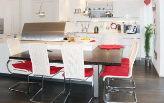 Küche der Familie Adams, Bochum