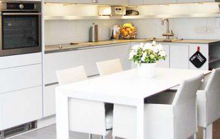 Küche der Familie Leveringhaus, Bochum