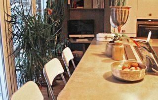 Einbauküche der Familie Lux, Dortmund