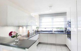 Küche der Familie Ortmann, Bochum