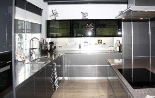 Küche der Familie Rzehaczek, Recklinghausen
