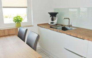 Moderne Einbauküche der Familie Seifert, Bochum
