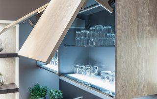 Ausstellungsküche Koje 21