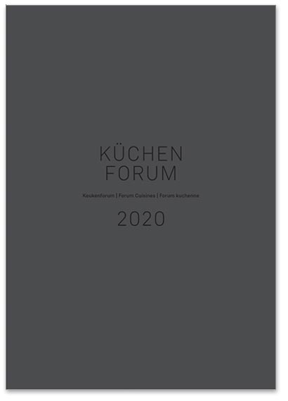 "Flipbook Häcker ""Küchen Forum 2020"""