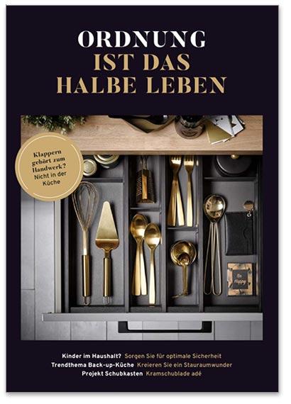 """Flipbook Häcker """"Ordnung ist das halbe Leben"""""""