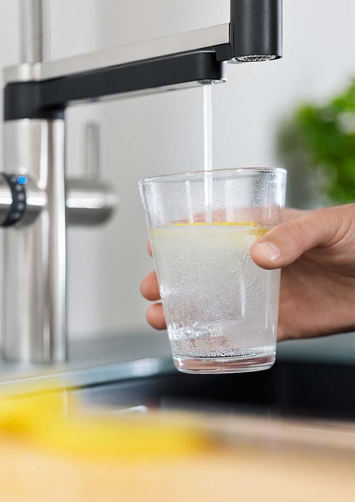 EVOL-S Pro Soda& Filter