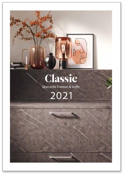 Flipbook Classic Fronten und Griffe 2021